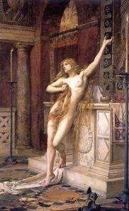 Hypatia, a scholar-martyr due to religious violence