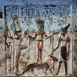 Min, Qedeshet, and Resheph — a ménage à trios?