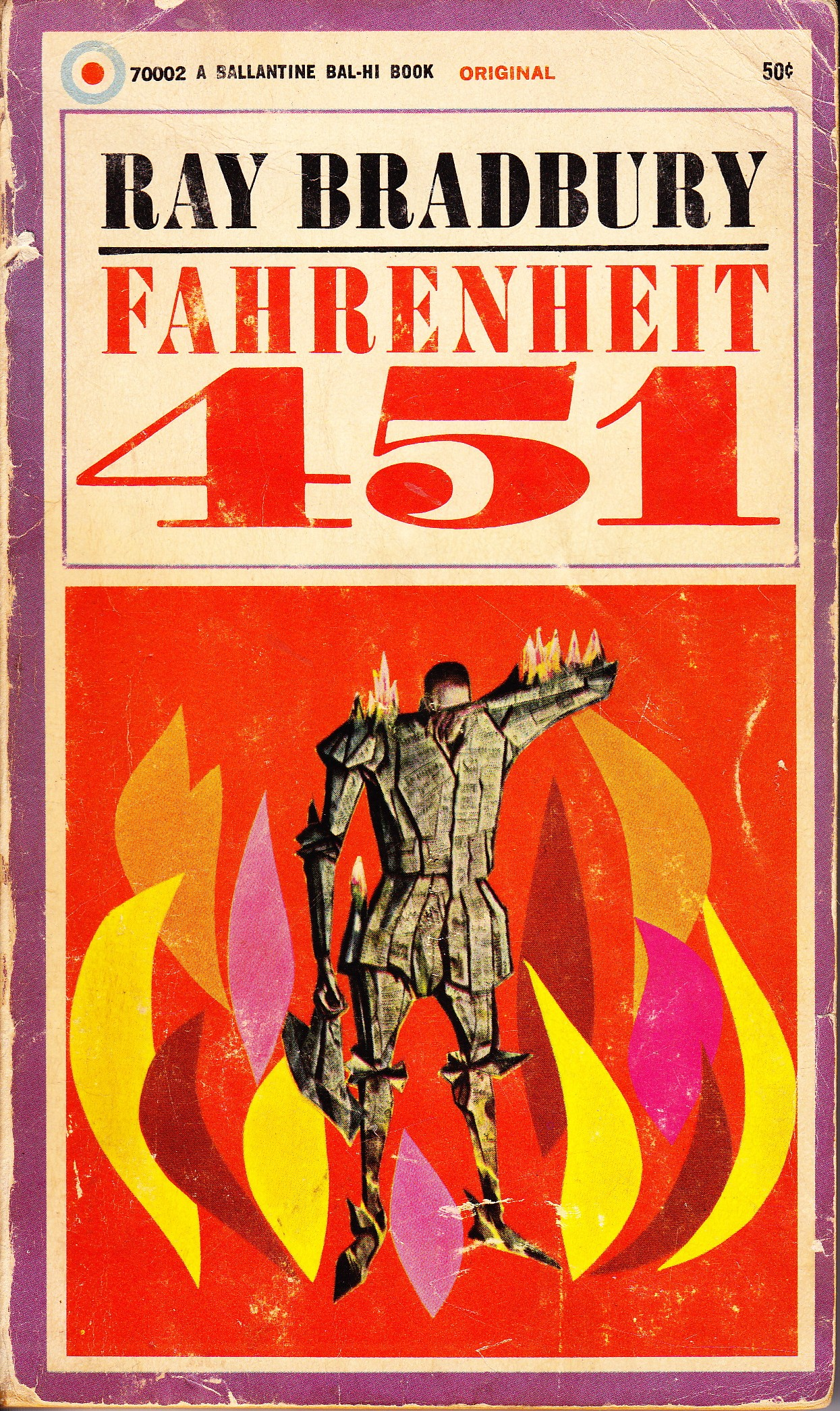 fahrenheit 451 sects and violence in the ancient world an old friend