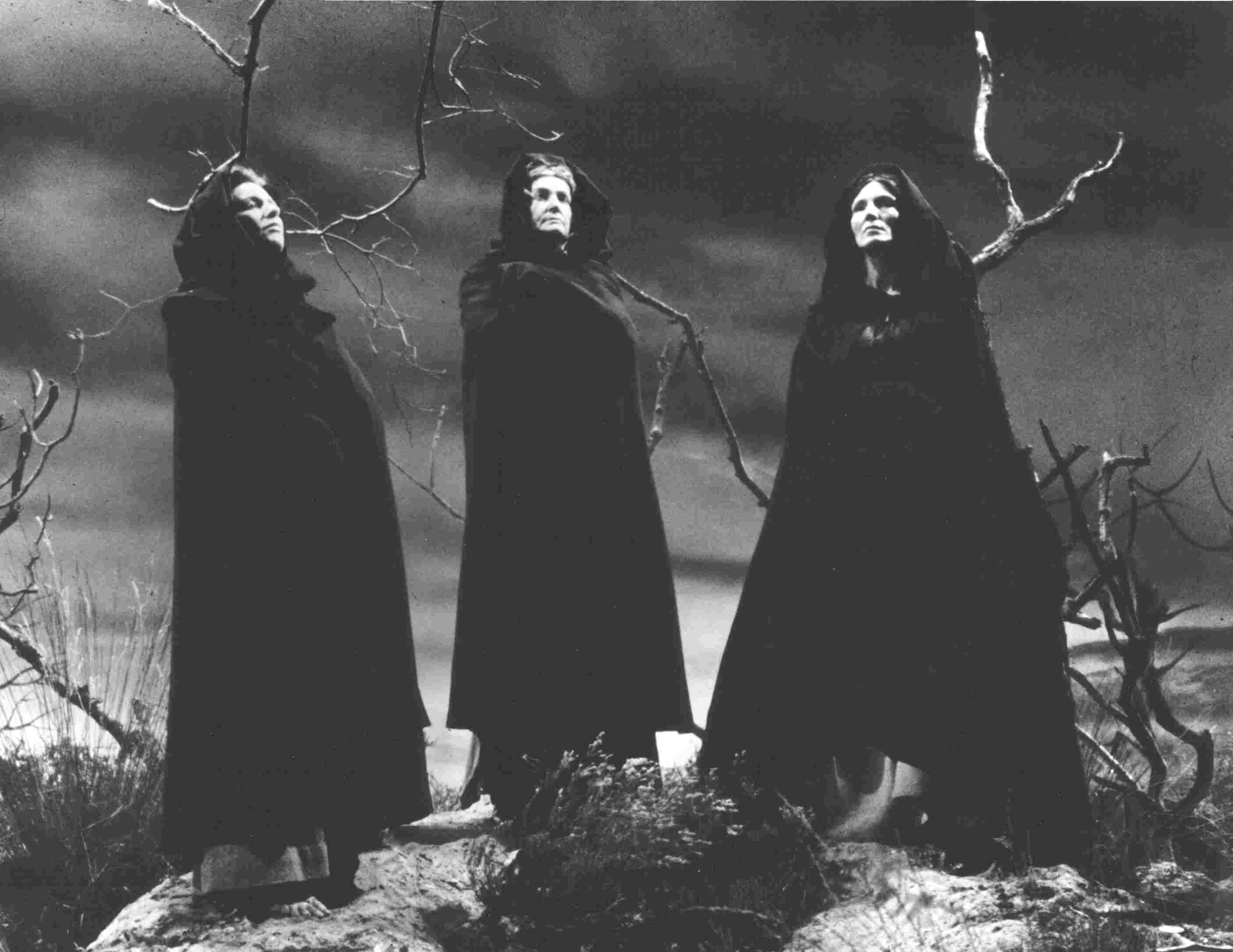 Macbeth 1971 Witches