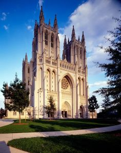 Carol M. Highsmith's National Cathedral