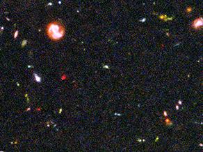 Hubble's eye view