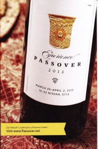 Happy Passover to my Jewish siblings!