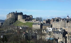 Kim Traynor's Edinburgh, from Wikicommons