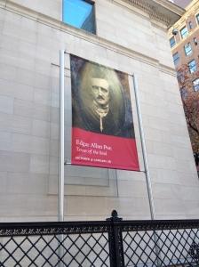 Poe in New York