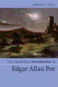 CambridgeEdgarAllanPoe