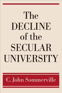 DeclineSecularUniversity