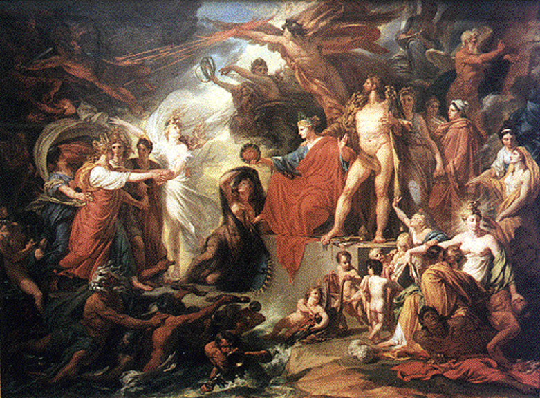 """the parallel similarities of greek mythology What are the similarities and differences between the norse and greek gods by alice hartley the norse and greek gods are believed to be two of the most popular."