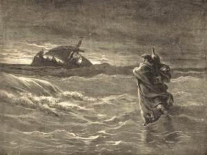 Dore Walk on Water