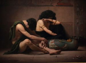 800px-Lamentations_over_the_Death_of_the_First-Born_of_Egypt_by_Charles_Sprague_Pearce
