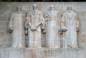 Time for a Reformation?  Photo credit: Roland Zumbühl, Wikimedia Commons