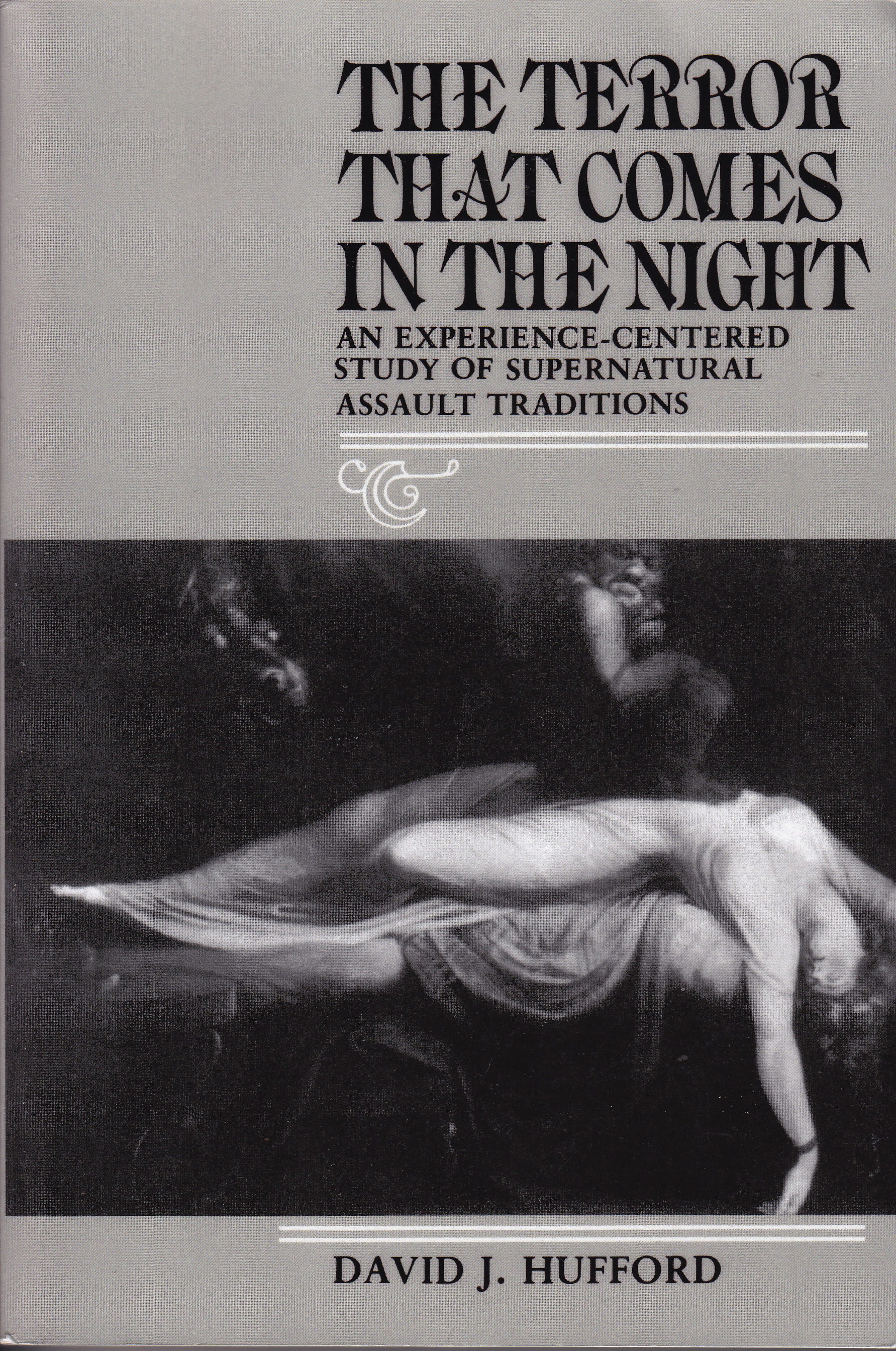terror in the night essay Legend went that every night at midnight, his ghost would appear, falling down  the  pointed out, holding roberta's hand tightly, as he started to sob with terror.