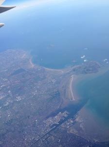 Angel's view of Ireland?