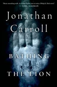 BathingTheLion