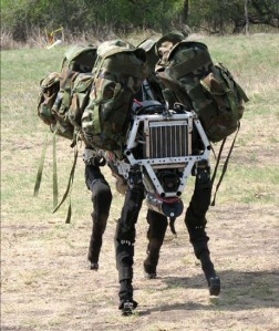 What could possibly go wrong? (DARPA photo)